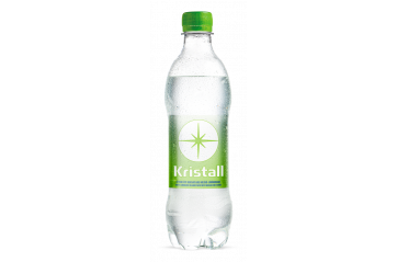 Kristall sparkling water mexican lime 0,5L