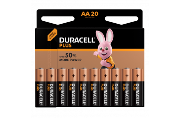 Duracell Plus Power AA (20pk)