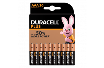 Duracell Plus Power AAA (20pk)