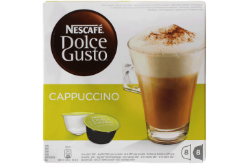 Dolce Gusto Cappuccino 186.4g