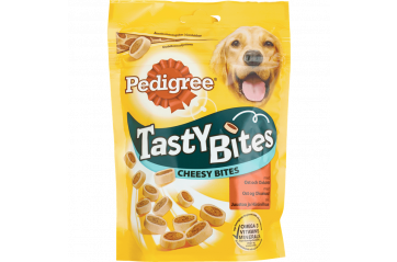 Pedigree Tasty Bites Cheesy Bites 140g