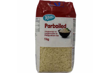 X-tra Pre cooked rice 1kg