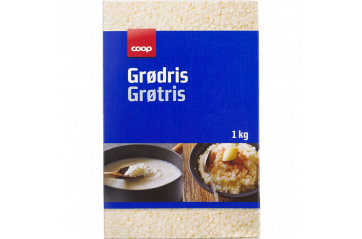 Coop pudding rice 1 kg
