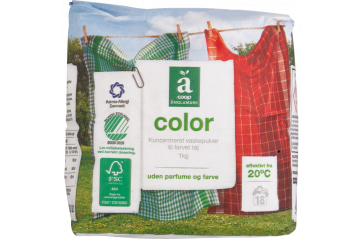 Anglamark detergent color 23s eco washing