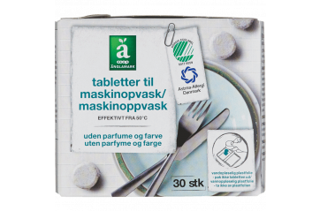 Anglamark dishwasher tablet 30pc