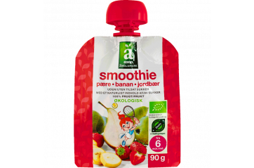 Anglamark 6 smoothie red