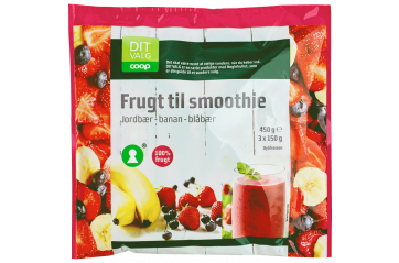 Dit Valgard Smoothie Red 450g