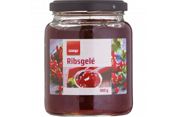 Coop Redcurrant Jelly 400g