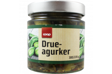 Coop Whole Cucumber 380g
