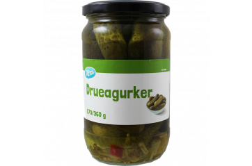 X-tra Whole Cucumber 600g