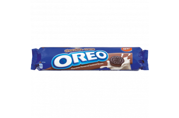 Oreo biscuits chocolate 154g