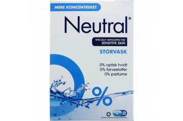 Neutral detergent 1,2kg 15washings