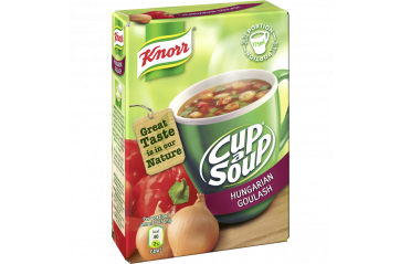 Knorr Cup soup Hungarian Goulash 3 pack