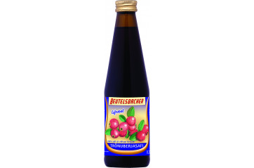 Beutelsbacher cranberry juice 330ml