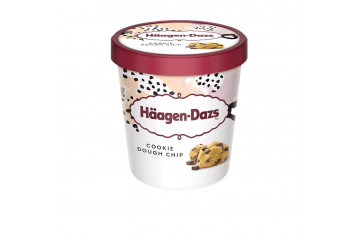 Haagen Dazs Cookie Dough Chip 460ml