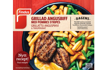 Dagens Angus Biff grilled 380g