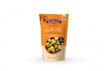 Olives garlic mix