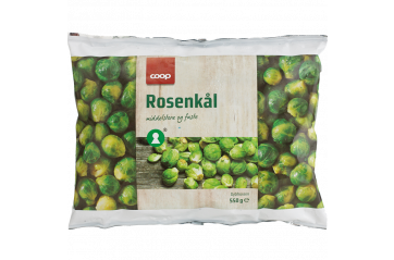 Coop Brussel Sprouts 550g