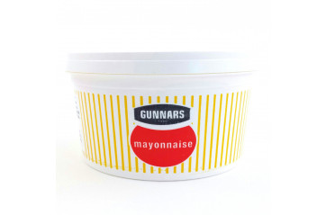 Gunnar Mayonnaise 500ml.