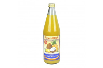 Beutelsbacher coconut and pineapple juice 750ml