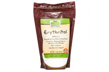 Now Erythritol 454gr