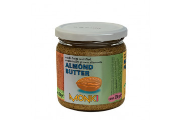 Monki Almondbutter dark 330g