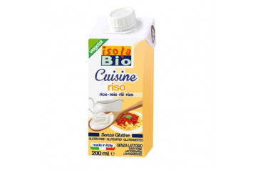 Isola Rice Cream 200ml