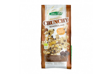 Allos granola chocolate crisp 400gr