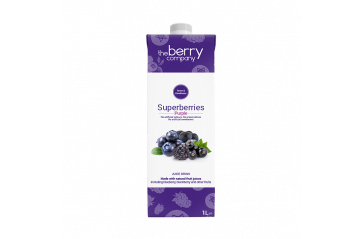 Berry juice super berry dark berries 1ltr
