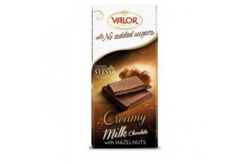 Valor chocolate P. 70% SF Mousse hazelnut 100g