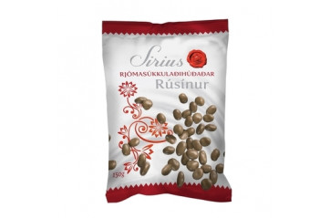 Nói milk chocolate covered raisins 150g bag