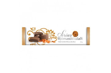 Nói Siríus 46g Milk chocolate with caramel