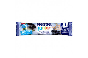 Nestle fruit bar sunberries and blueberries 25g