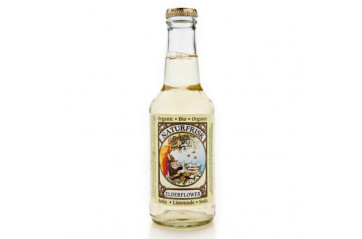 Naturfrisk elderflower soda 25cl