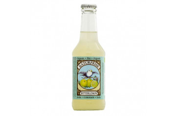Naturfrisk bitter lemon soda 25cl