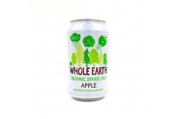 Whole Earth Soda Apple 330ml