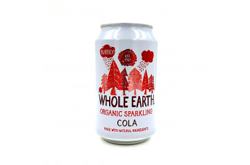 Whole earth cola soda 330ml