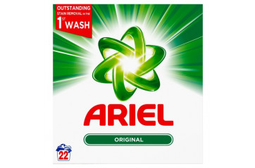 Ariel washing powder Reg.1,43 22 doses