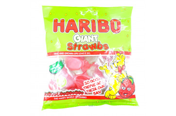 Haribo Strawberries 175g