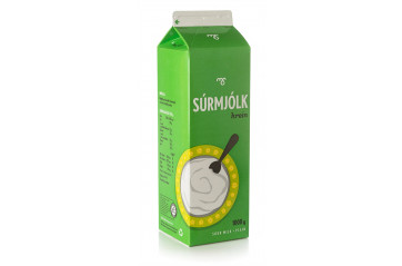 MS sour milk 1L