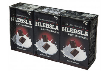 MS Hleðsla Chocolate Protein Drink 3x250ml