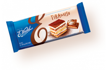 Polish Milk Chocolate Tiramisu 293g