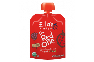 Ellas Red smoothie 90g