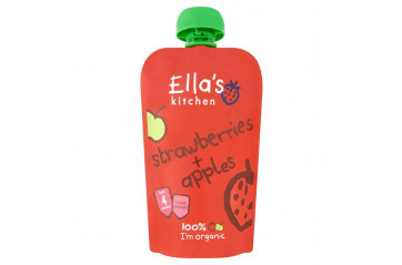Ellas Strawberry & Apple 120g