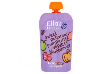 Ellas mixed vegetables 120g