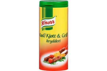 Knorr meat and grill spice bottle 88g