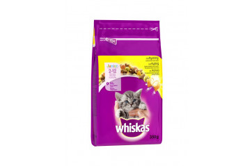Whiskas 350g Dry junior
