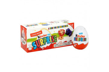 Kinder Egg 3pc