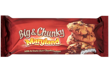 Maryland Chunky chocolate biscuits 144g