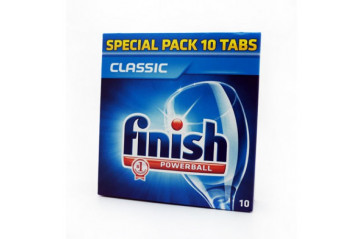 Finish Powerball Classic 10 pc